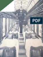 1928. Vagón Comedor del FC. de E. Ríos y NE. Arg. - copie