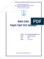 báo cáo thực tập - gtvt hcm