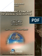The Islamic Concept of Animals Laughter