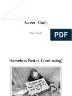 Homeless Projects