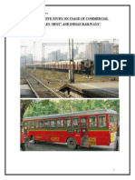 "COMPARATIVE_STUDY_ON_USAGE_OF_COMMERCIAL_VEHICLES_""BEST""_AND_INDIAN_RAILWAYS''"