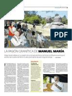 La pasión granítica de Manuel María
