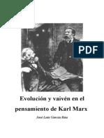 Evolucion y Vaiven en El Pensamiento de Karl MarxF