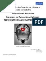 Trabalho de Psicossociologia Ana Filipa Nelson Pedro