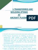 PTA welding