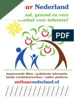 Eetbaar Nederland Promo Poster 01