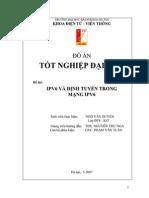 Ipv6 Va Dinh Tuyen Trong Mang Ipv6