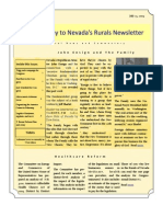 V1 N3 Nye-Gateway to Nevada's Rurals Newsletter July 25, 2009