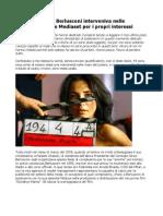 Michelle Bonev Berlusconi Interveniva Nelle Decisioni in Rai E Mediaset Per I Propri Interessi