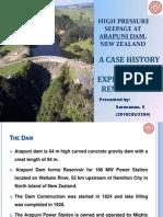 Dam Foundation Treatment