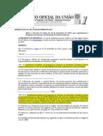 DECRETO N 8.121 Altera o Decreto nº 7.644 de 16 de dezembro de 2011 que regulamenta o Programa de Fomento às Atividades Produtivas Rurais