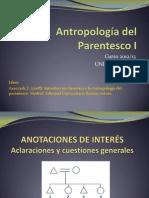 Antropología del Parentesco I-Notas