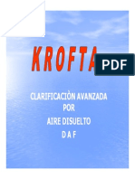 Krofta Full Manual