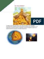 Volcanes Tipos (6º PRIMARIA)