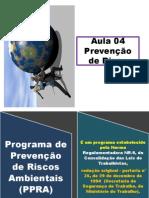 Aula 04 prevenção de risco