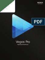 Vegaspro12.0 Keyboard Commands Enu