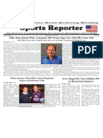 October 16 - 22, 2013 Sports Reporter