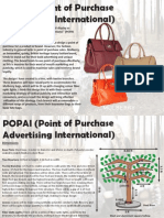 Point of Purchase Advertising International Competition