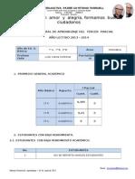 Informe General Del Aprendiizaje JUNTA 2013 KARINA 3er Parcial