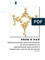 Ed.Básica_PEDE y PAT
