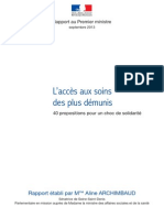 Rapport Officiel-Aline Archimbaud
