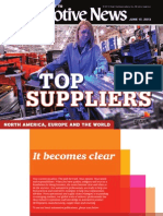 Top 100 world automotive suppliers(preview)