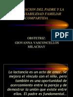 Participacion Del Padre y La Responsabilidad Familiar Compar