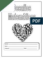 Desafios Matematicos Quarto e Quinto Anos