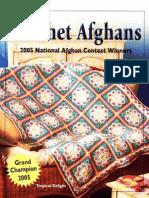 2005 Herrschners Cro Afghan Winners
