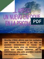 El Apego -Psicologia - UNSA