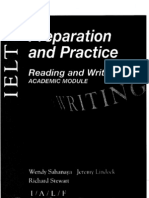 IELTS Preparation and Practice Academic Writing
