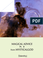 Magical Advice -- Pt. 8, from Mysticalgod
