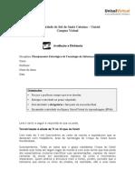 [24069-32310]Planejamento Estrategico TI AD