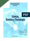 TERMINOLOGIA BASICA EN EL PROCESO DE GESTION DE CIENCIA Y TECNOLOGIA(TRABAJO INICIAL)