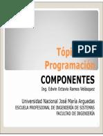 Componentes y Frameworks