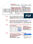 Test Result Analysis - Guideline for Excel's Begginers