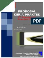 Proposal KP Alex Candra