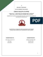 Final Railway Report (Akshay)