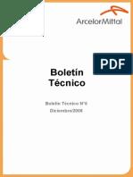 Boletin Tecnico N 6