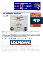 Rust College Campus NewsBriefs (10-17-13)