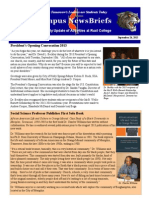 Rust College Campus NewsBriefs (09-26-13)