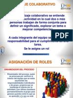 Roles en El Trabajo Colaborativo