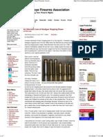 An Alternate Look at Handgun Stopping Power _ Buckeye Firearms Association