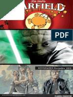 NOVEDADES noviembre_Planeta DeAgostini Cómics