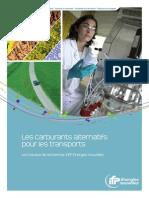 Brochure Carburants Alternatifs