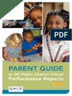 Parent guideto DC Public Charter SchoolPerformance Reports