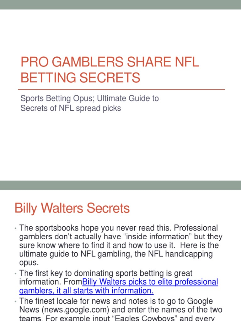 Best Gambling Systems