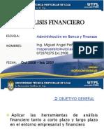 Anlisis Financiero Oct