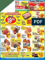 Friedman's Freshmarkets - Weekly Ad - Oct 31 - Nov 6, 2013