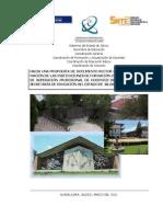 PROPUESTA DE DOCUMENTO RECTOR - TRANSFORMACIÓN DE LAS IFADs a